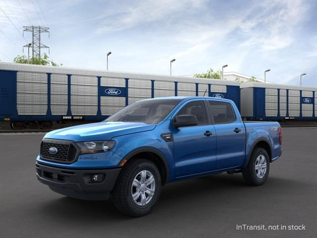 2021 Ford Ranger SuperCrew Cab 4x2, Pickup #FM1044 - photo 1