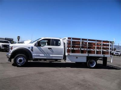 2021 Ford F-450 Super Cab DRW 4x2, Scelzi WFB Stake Bed #FM1051 - photo 3