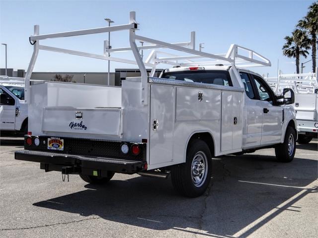 2021 Ford F-350 Super Cab 4x2, Harbor TradeMaster Service Body #FM1063 - photo 4