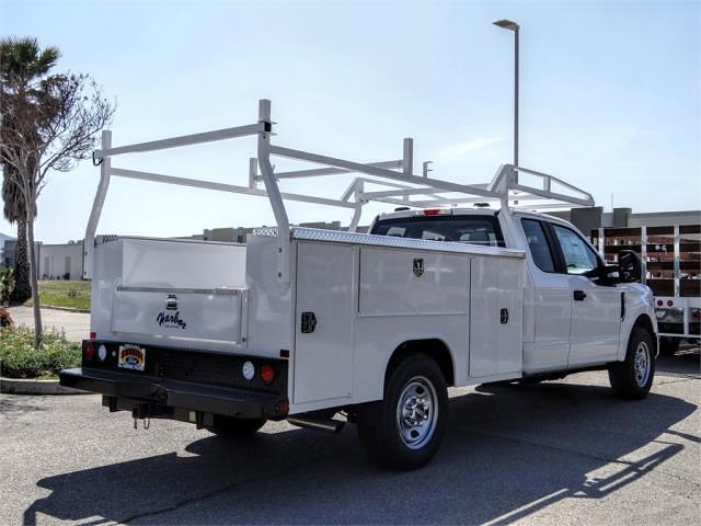2021 Ford F-350 Super Cab 4x2, Harbor TradeMaster Service Body #FM1064 - photo 4
