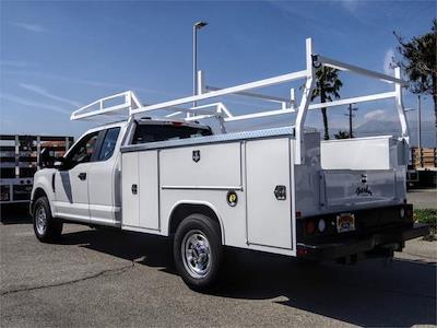 2021 Ford F-350 Super Cab 4x2, Harbor TradeMaster Service Body #FM1064 - photo 2