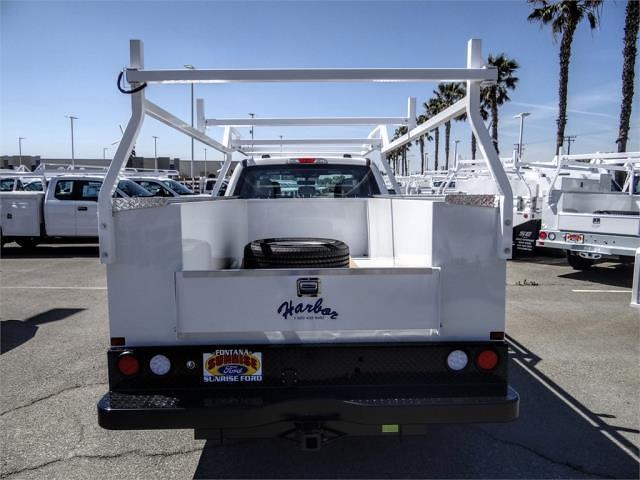 2021 Ford F-350 Super Cab 4x2, Harbor TradeMaster Service Body #FM1066 - photo 10
