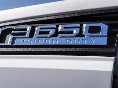 2021 Ford F-650 Regular Cab DRW 4x2, Scelzi Dump Body #FM1074DT - photo 9