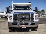 2021 Ford F-650 Regular Cab DRW 4x2, Scelzi Dump Body #FM1074DT - photo 7