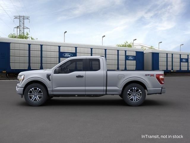 2021 Ford F-150 Super Cab 4x2, Pickup #FM1080DT - photo 4
