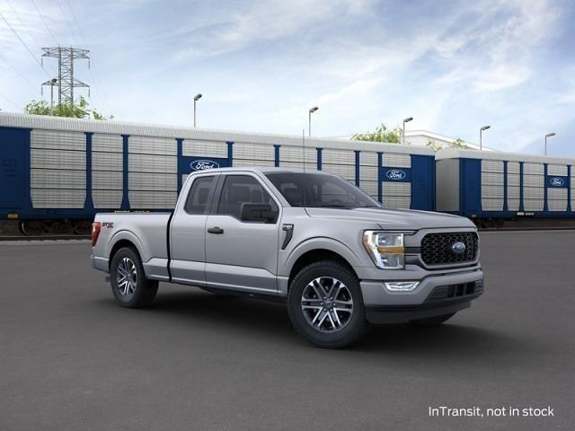 2021 Ford F-150 Super Cab 4x2, Pickup #FM1080DT - photo 7