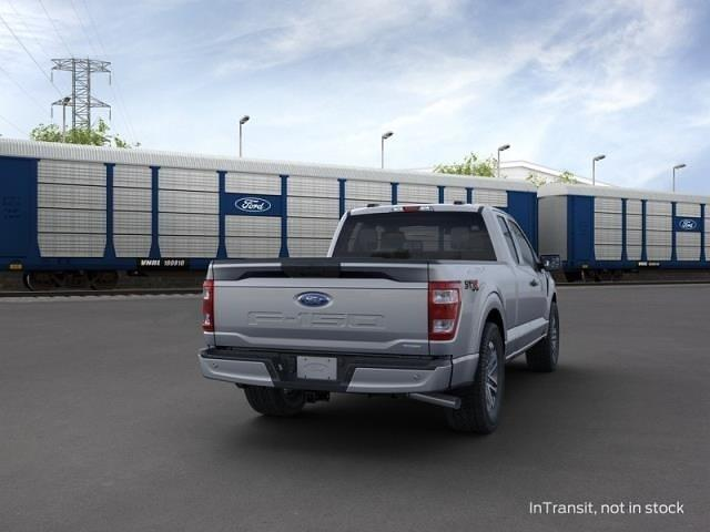 2021 Ford F-150 Super Cab 4x2, Pickup #FM1080DT - photo 8