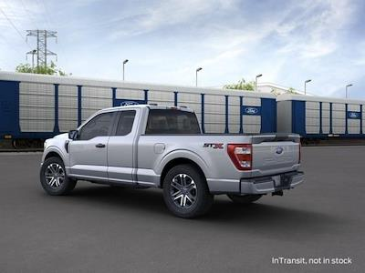 2021 Ford F-150 Super Cab 4x2, Pickup #FM1080DT - photo 2