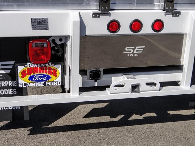 2021 Ford F-450 Super Cab DRW 4x2, Scelzi CTFB Contractor Body #FM1085 - photo 11