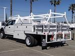 2021 Ford F-450 Super Cab DRW 4x2, Scelzi CTFB Contractor Body #FM1085 - photo 2