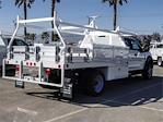 2021 Ford F-450 Super Cab DRW 4x2, Scelzi CTFB Contractor Body #FM1085 - photo 4