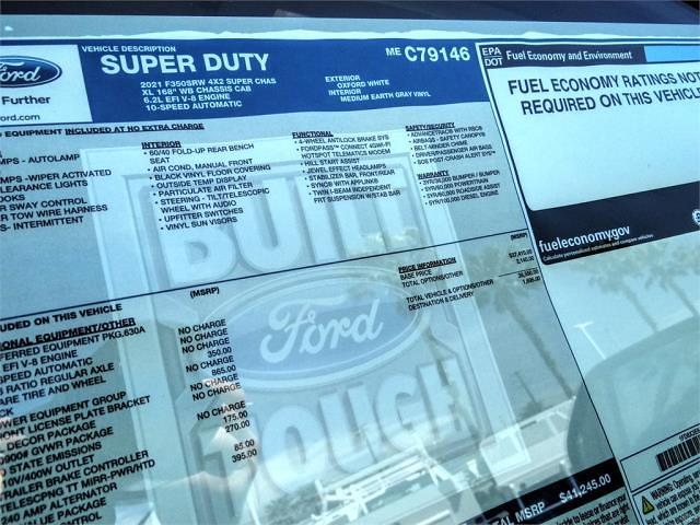 2021 Ford F-350 Super Cab 4x2, Scelzi Signature Service Body #FM1093 - photo 12