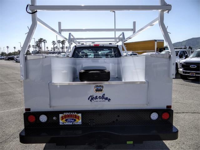 2021 Ford F-350 Super Cab 4x2, Harbor TradeMaster Service Body #FM1173 - photo 10