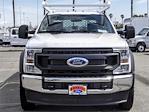 2021 Ford F-450 Crew Cab DRW 4x2, Scelzi CTFB Contractor Body #FM1196 - photo 7