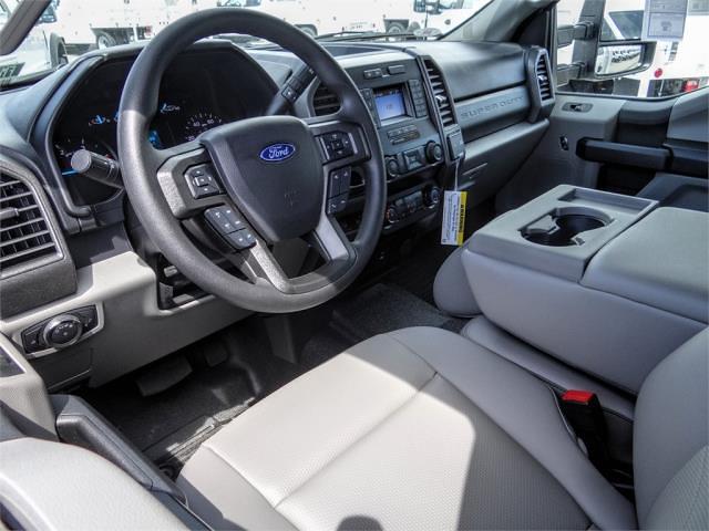 2021 Ford F-450 Super Cab DRW 4x2, Scelzi CTFB Contractor Body #FM1198 - photo 8
