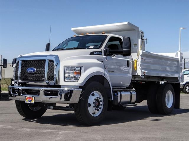 2021 Ford F-650 Regular Cab DRW 4x2, Scelzi Dump Body #FM1226 - photo 1