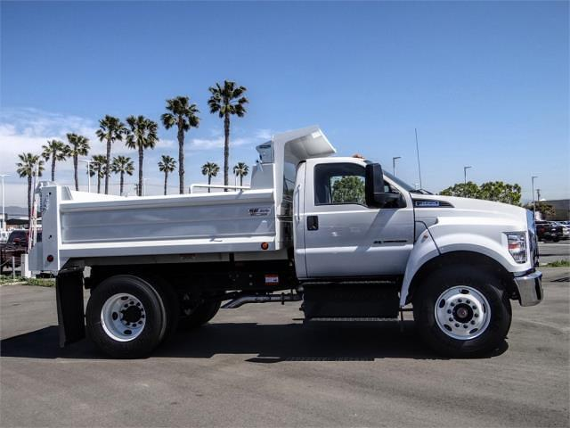 2021 Ford F-650 Regular Cab DRW 4x2, Scelzi Dump Body #FM1226 - photo 5