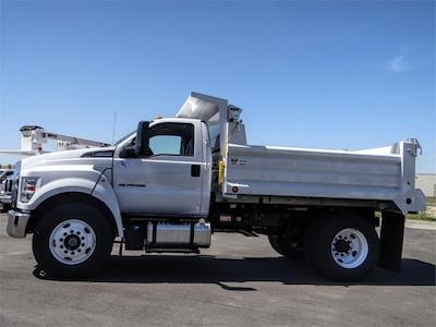 2021 Ford F-650 Regular Cab DRW 4x2, Scelzi Dump Body #FM1226 - photo 3