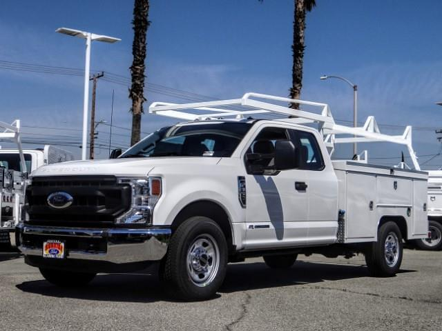 2021 Ford F-350 Super Cab 4x2, Scelzi Signature Service Body #FM1232 - photo 1