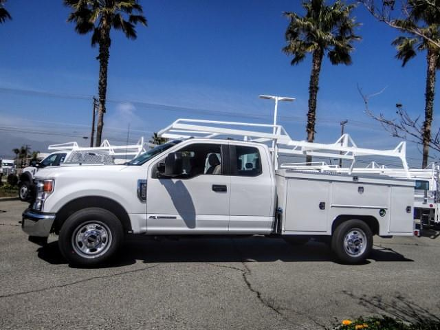 2021 Ford F-350 Super Cab 4x2, Scelzi Signature Service Body #FM1232 - photo 3