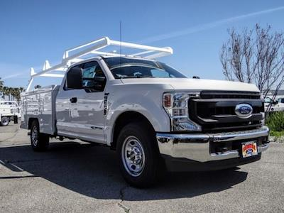 2021 Ford F-350 Super Cab 4x2, Scelzi Signature Service Body #FM1232 - photo 5