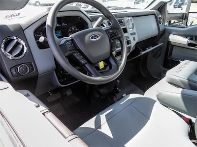 2021 Ford F-650 Regular Cab DRW 4x2, Scelzi SFB Flatbed #FM1260 - photo 10