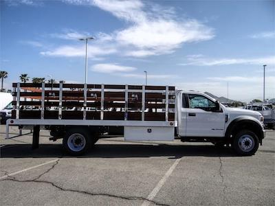 2021 Ford F-600 Regular Cab DRW 4x2, Scelzi WFB Stake Bed #FM1283 - photo 5