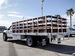 2021 Ford F-600 Regular Cab DRW 4x2, Scelzi WFB Stake Bed #FM1283 - photo 2