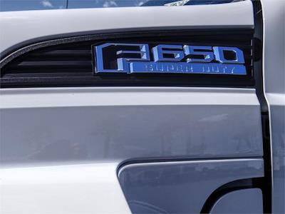 2021 Ford F-650 Regular Cab DRW 4x2, Scelzi SFB Flatbed #FM1292 - photo 8