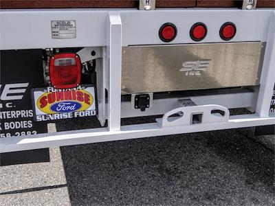 2021 Ford F-450 Crew Cab DRW 4x2, Scelzi WFB Stake Bed #FM1295 - photo 11