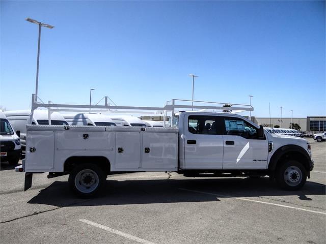 2021 Ford F-450 Crew Cab DRW 4x2, Scelzi Signature Service Body #FM1297 - photo 5