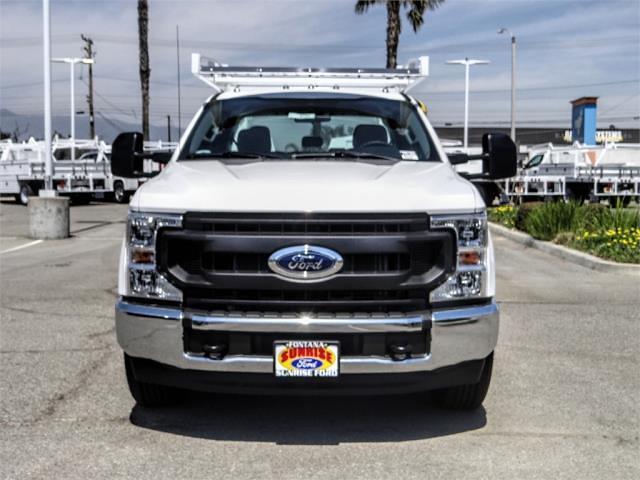 2021 Ford F-350 Super Cab 4x2, Royal Truck Body Service Body #FM1300 - photo 7