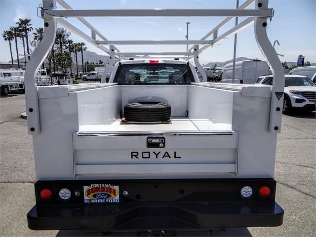 2021 Ford F-350 Super Cab 4x2, Royal Truck Body Service Body #FM1300 - photo 11