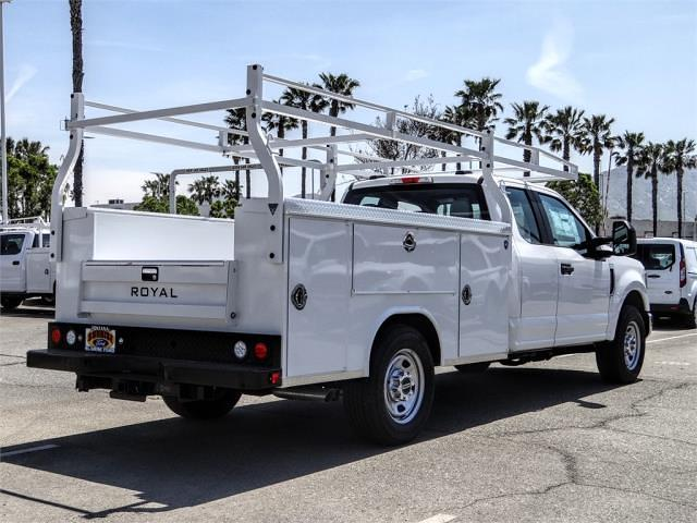 2021 Ford F-350 Super Cab 4x2, Royal Truck Body Service Body #FM1300 - photo 4
