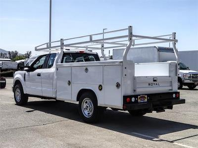 2021 Ford F-350 Super Cab 4x2, Royal Truck Body Service Body #FM1300 - photo 2