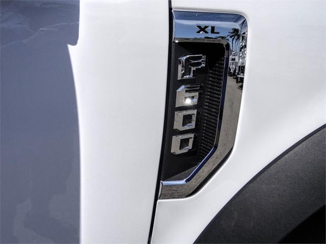 2021 Ford F-600 Regular Cab DRW 4x2, Scelzi WFB Flatbed #FM1320 - photo 12