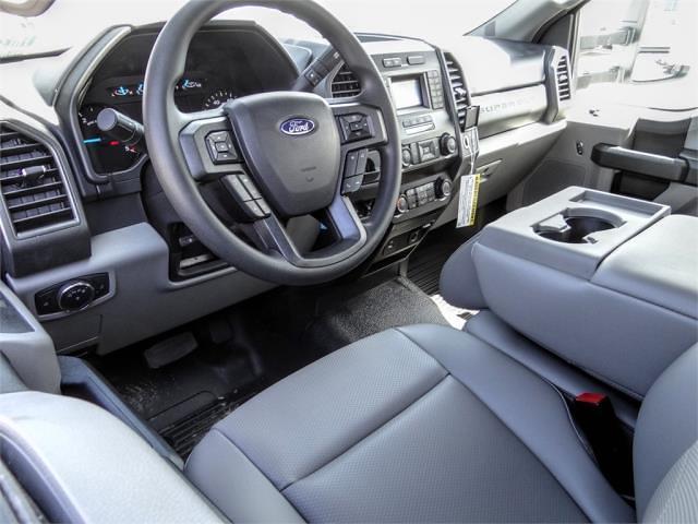 2021 Ford F-600 Regular Cab DRW 4x2, Scelzi WFB Flatbed #FM1320 - photo 8