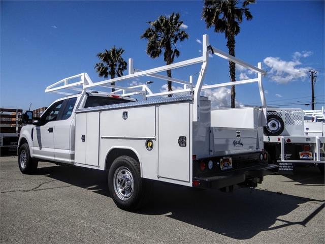 2021 Ford F-350 Super Cab 4x2, Harbor TradeMaster Service Body #FM1321 - photo 2