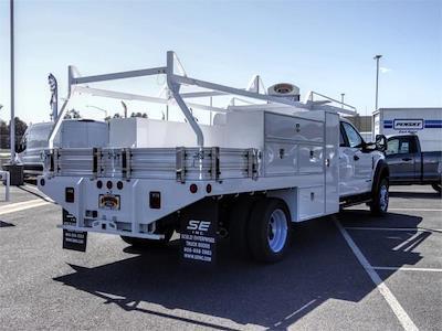 2021 Ford F-450 Crew Cab DRW 4x2, Scelzi SCTFB Contractor Body #FM1324 - photo 4