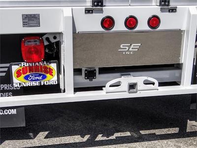 2021 Ford F-450 Super Cab DRW 4x2, Scelzi CTFB Contractor Body #FM1325 - photo 12