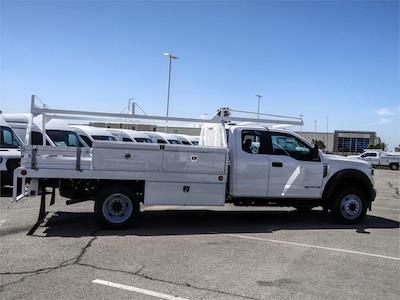 2021 Ford F-450 Super Cab DRW 4x2, Scelzi CTFB Contractor Body #FM1325 - photo 5
