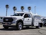 2021 Ford F-450 Super Cab DRW 4x2, Scelzi CTFB Contractor Body #FM1325 - photo 1