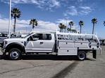 2021 Ford F-450 Super Cab DRW 4x2, Scelzi CTFB Contractor Body #FM1325 - photo 3