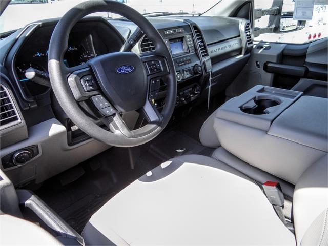 2021 Ford F-450 Super Cab DRW 4x2, Scelzi CTFB Contractor Body #FM1326 - photo 8