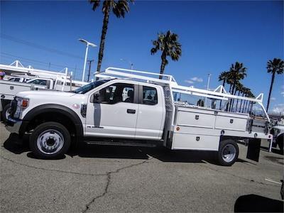 2021 Ford F-450 Super Cab DRW 4x2, Scelzi CTFB Contractor Body #FM1326 - photo 3