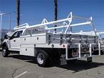2021 Ford F-450 Super Cab DRW 4x2, Scelzi CTFB Contractor Body #FM1326 - photo 2