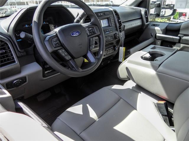 2021 Ford F-600 Regular Cab DRW 4x2, Scelzi WFB Stake Bed #FM1412 - photo 8