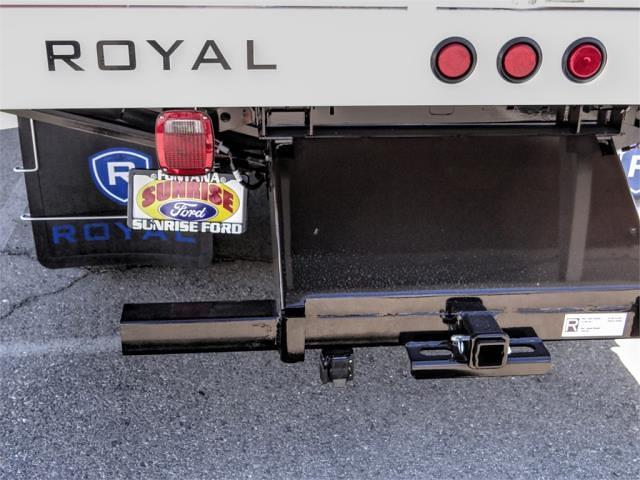 2021 Ford F-350 Regular Cab DRW 4x2, Royal Truck Body Landscape Dump #FM1435 - photo 10