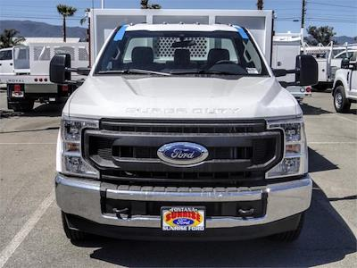 2021 Ford F-350 Regular Cab DRW 4x2, Royal Truck Body Landscape Dump #FM1435 - photo 7