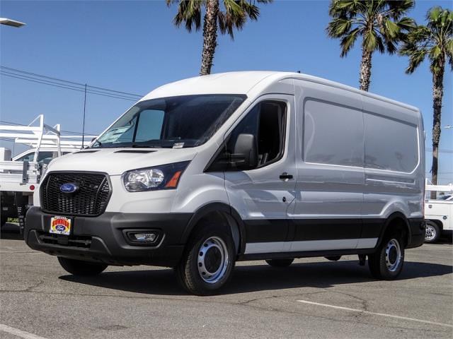 2021 Ford Transit 150 Medium Roof 4x2, Empty Cargo Van #FM1455 - photo 1